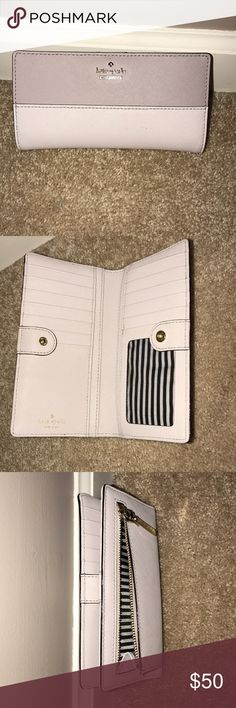 Kate Spade Wallet Kate Spade Wallet- like new, excellent condition, no damage kate spade Bags Wallets