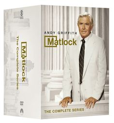 Amazon.com: Matlock: The Complete Series: Andy Griffith,