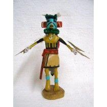 hopi kachina  folk art dolls hopi native art