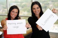 Ashley and Jenn, Sales, #VMware #Austin #WomensDay #InspiringChange