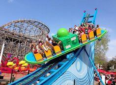 Pipe Scream - Cedar Point, Ohio