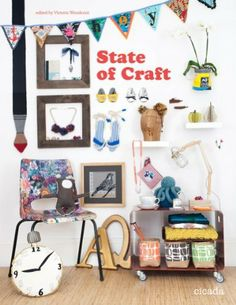 State of Craft: Amazon.co.uk: Victoria Woodcock: Books