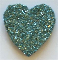 Glass+Glitter:+Ice+Blue+-+Silver+Based