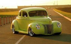 1940 Ford Coupe Pomona, CA what a beauty!