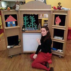 La Maison des contes : activités et contes pour les enfants de 3 à 5 ans
