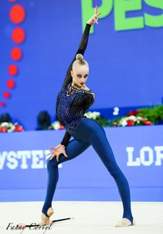 Olena DIACHENKO (Ukraine) ~ Clubs @ World Cup Pesaro-Italy 2017   Photo by Fanny Cortyl (France).