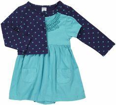 Amazon.com: Carter's Baby-girls 2-Piece Dress Set: Clothing