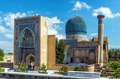 Guri Amir Mausoleum, Samarkand by Vladimir  on 500px