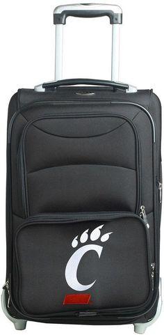 Denco Sports Luggage Cincinnati Bearcats 20.5-in. Wheeled Carry-On