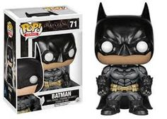 Get this awesome Pop Vinyl figure of Batman from the Arkham Asylum video game. If you haven't played the game, you will not be disappointed! - Part of the Batman Arkham Asylum Pop Heroes Collection - Batman Arkham Knight, Batman Arkham Asylum, Batman Batman, Batman Stuff, Funko Pop Marvel, Funko Pop Batman, Figurines D'action, Pop Vinyl Figures, Batman Pop Vinyl