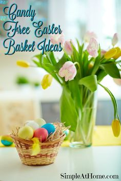 Easter is such a fun and sweet time. Warm spring weather moves in and we are ready to celebrate. Sometimes the sweetness of the season is overwhelmedby the sweetness of treats served, stuffed into baskets, and consumed by children who may or may not have the best ability to control themselves after copious amounts of...Read More