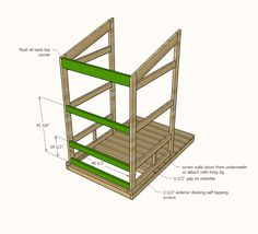 Ana White | Build a Outhouse Plan for Cabin | Free and Easy DIY Project and Furniture Plans