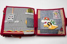 Quietbook Super Mario #OMG