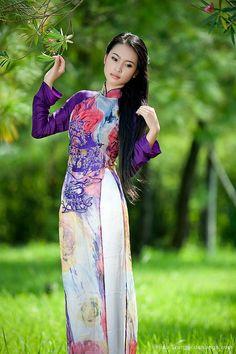 Vietnamese ao dai tradition