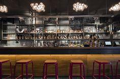 diseño de barras de bar en madera - Buscar con Google