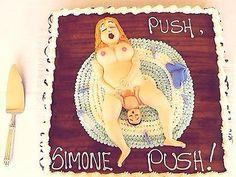 Qualcuna vorrebbe festeggiare il parto con questa #cake?