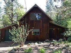 Secluded,+Peaceful+Cabin+on+24+acres,+creek,+close-in+(Mosier)+-+Pet+Friendly!+++Vacation Rental in Washington from @homeaway! #vacation #rental #travel #homeaway