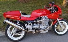 1992 Moto Guzzi Daytona 1000 i.e,                                                                                                                                                                                 More