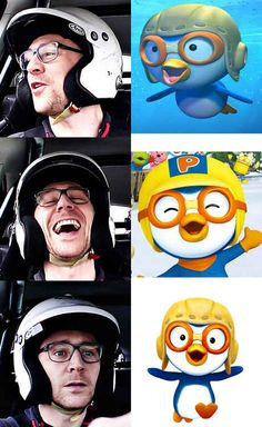Definitive Proof Tom Hiddleston Is Actually A Cartoon Penguin