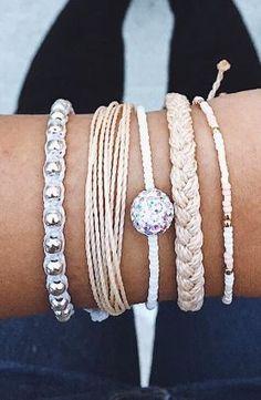 Pura Vida bracelets <3 <3 Get 30% off at Pura Vida ♥ Code SRSAVE30