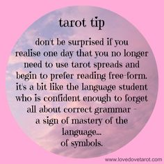 Tarot tip reading free form more tarot tips tips spreads cards spreads