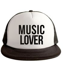 Music Lover Cool Swag Hip Hop Print 80s Style Snapback Hat Cap White... ($17) ❤ liked on Polyvore featuring accessories, hats, white and black snapback hats, snapback cap, snap back hats, snap back cap and cap snapback