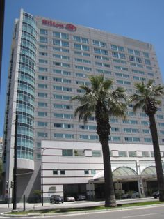 Hilton San Jose in San Jose, CA, visited in 2011. #TeamSanJose