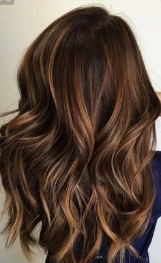35 Hottest Fall Hair Colour Ideas for All Hair Types 2019, Fall Hair Colour AUTUMN FLOWER TYPE: HAIR COLOR AND MAKEUP These girls are striking and memorable for a long time. After all, their appearance nature ..., Hair Colour Style