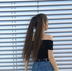 Find images and videos about girl, style and hair on We Heart It - the app to get lost in what you love. Pretty Hairstyles, Girl Hairstyles, Hairstyles Tumblr, Hair Inspo, Hair Inspiration, Curly Hair Styles, Natural Hair Styles, Aesthetic Hair, Grunge Hair