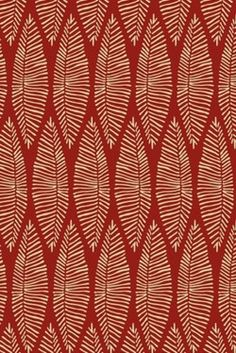 Organic leaf pattern - can't stop staring at this.