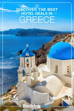 Discover the magic of Greece and book a trip today with Booking.com. With its thousands of years of history, stunning islands and unspoiled beaches, it's no surprise that Greece has become a must-visit destination for any type of traveler. Book your hotel today. No reservation costs.