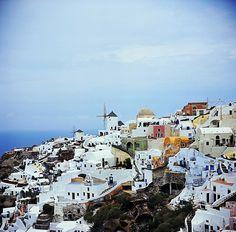 I should visit Santorini