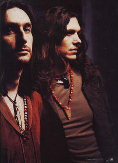 Alfonso André y Saul Hernandez