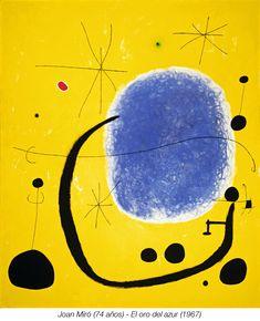 LOS PEQUES DEL COLE: Conociendo a Miró