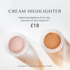 I AM ABSOLUTELY LOVING OUR NEW CREAM HIGHLIGHTERS - Great for highlighting cheeks and areas of your face BUT FAB TOO for using as Eyeshadow - I LOVE IT WHEN WE CAN DOUBLE UP OUR TROPIC! Buy yours today at www.lynnepreece.com