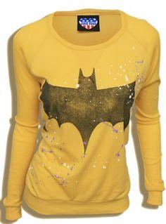 Junk Food Clothing - Women's - New - Batman Bat Symbol ($20-50) - Svpply