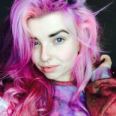 Melon Lady #pink #pinkhair