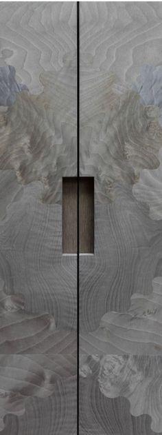 Textured Wardrobe Doors