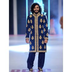 Latest Men Wedding Dresses Sherwani Designs HSY- Hassan Shehyar Yasin Collection 2015-2016 (18)