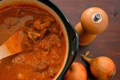 Skorpionin keittiössä: Pippurinen lihapata