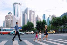 China With Kids: Shanghai Insider Travel With Kids, Family Travel, Travel Stroller, Magazines For Kids, Abbey Road, Kids And Parenting, Shanghai, Suitcase, Travelling