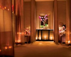 Four Seasons Hotel Miami > Spa > The tranquil spa, operated by The SportsClub/LA, elevates personal indulgence to a fine art.