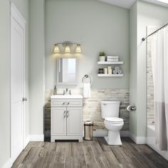 Looking to refresh your bathroom? Shop great deals on Lowe's styles at our Winter Bath Event.