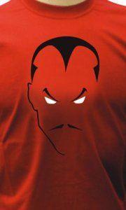 Camiseta Sinestro Face