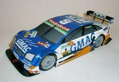 Hockenheim 2005 Team OPC GMAC Opel Vectra GTS V8 DTM Paper Car Free Paper Model…