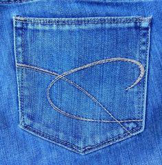 Chico's Platinum Denim Ultimate Fit Slim Leg Jeans Women's Size 1 Short Low Rise $9.00 #Chicos #SlimSkinny www.iiwiiMerchandise.com