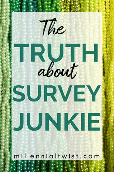 Do you want to make extra money in your spare time? Then you should try surveys. Here is my Survey Junkie review and 3 tips and tricks to make $500+ a month, every month! #survey #makemoneyonline #surveyjunkie #makemoneywithsurveys #sidehustle Survey Websites, Best Survey Sites, Survey Companies, Online Surveys For Money, Surveys For Cash, Make Money Online, Make Money Blogging, Money Tips, Way To Make Money