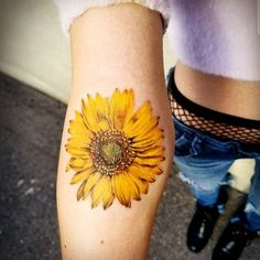 Floral tattoo designs have always been desirable since the beginning of tattoo art. Roses, lilies, orchids are all beautiful, but there's something special in sunflowers that distinguish them from the set. Maybe it's indescribable beauty and aesthetics of this colorful flower. Or maybe it's the...