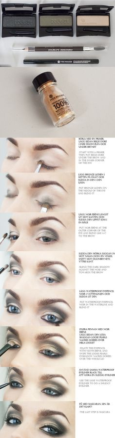 Tutorial Yves Rocher  #yvesrochermakeup