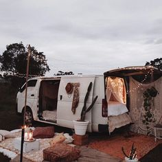 Festival van set-up ✨ Spell Byron Bay